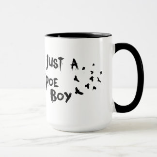 Funny Poe Mug
