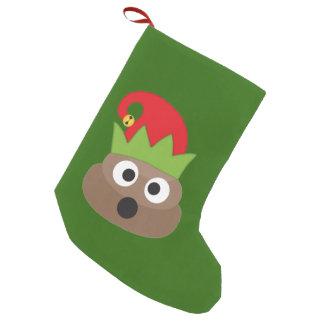 Funny Poop Emoji Christmas Stocking