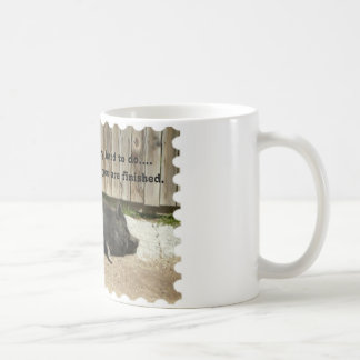 Funny Pot Bellied Pig Coffee Cup