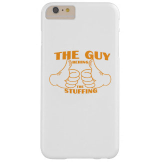 Funny pregnancy thanksgiving for Dad Barely There iPhone 6 Plus Case