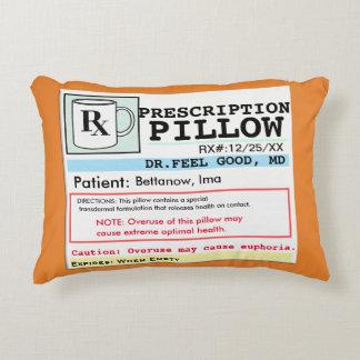 Funny Prescription Pillow