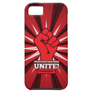 Funny: Procrastinators Unite! (Tomorrow) iPhone 5 Covers