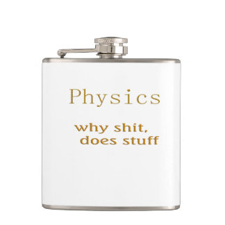 Funny products hip flask