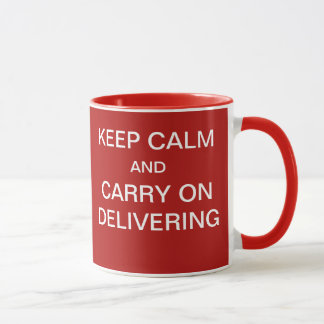 Funny Project Manager PMO Gift Go Live Joke Quote Mug