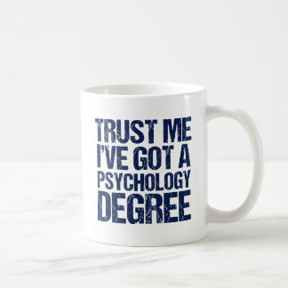 Funny Psychology Graduation Coffee Mug