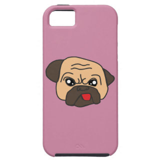 Funny Pug Case For The iPhone 5