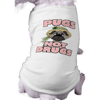 Funny Pug Dog Breed Gift Pet Tee
