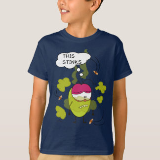 Funny Pulga the flea comic strip t shirt