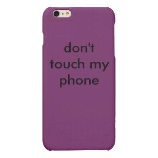 funny purple iphone case