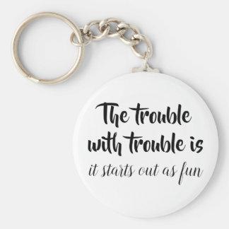 Funny quotations joke sayings sarcastic novelty keychain