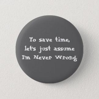 Funny Quote Button