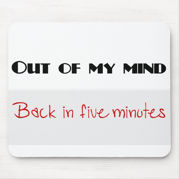Funny quotes mouse pad  Zazzle
