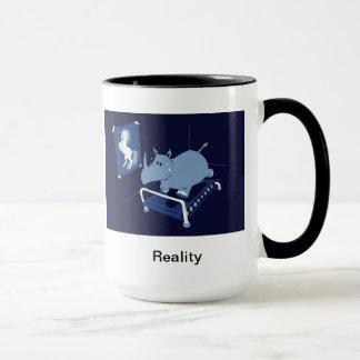 Funny Reality Mug