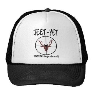 Funny Redneck Trucker Hat
