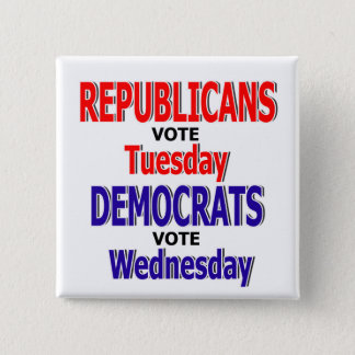 Funny Republican Button / Pin