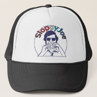 Funny Retro Funky Sloppy Joe joke Trucker Hat
