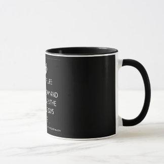 Funny Ringer Mug