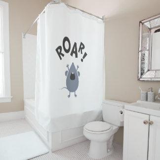 Funny Roar Mouse Design