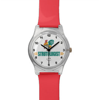 Funny Rooster Watch