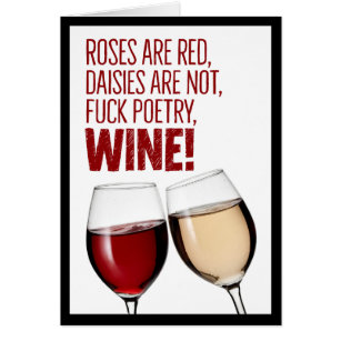 Funny Wine Drinking Cards, Greeting Cards & More | Zazzle CA
