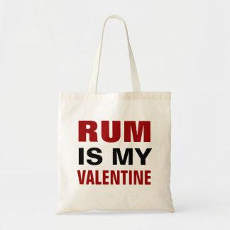 Funny Rum Is My Valentine Anti Valentine's Day