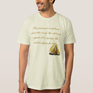 Funny Sailing quote T-Shirt