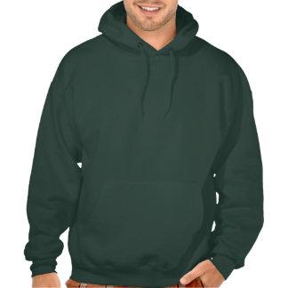 Funny Salmon Fishing Hooded Sweatshirt