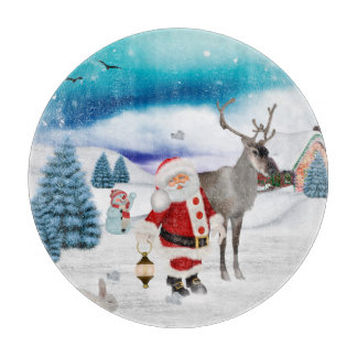 Funny Santa Claus Boards