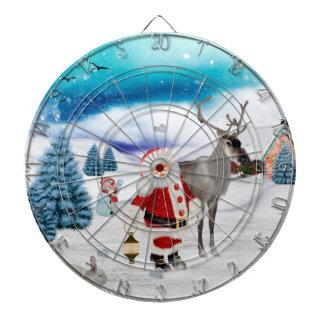 Funny Santa Claus Dartboard