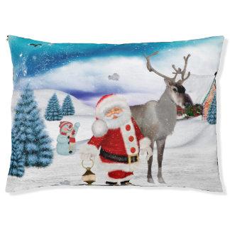 Funny Santa Claus Pet Bed