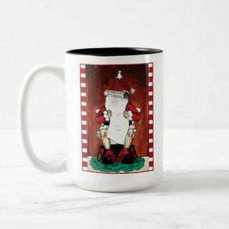 Funny Santa Mug