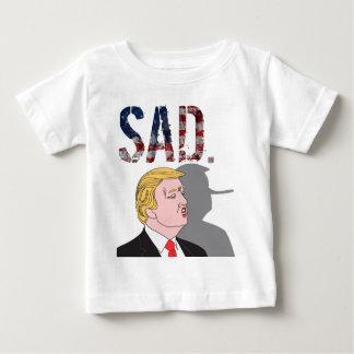 Funny sarcastic anti President Donald Trump Baby T-Shirt