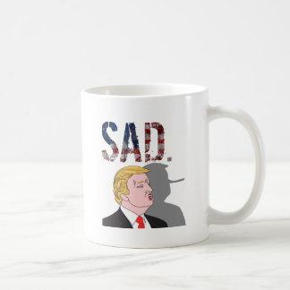 Funny sarcastic anti President Donald Trump Coffee Mug