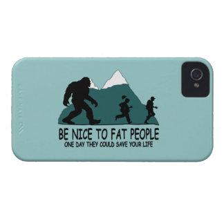 Funny Sasquatch Case-Mate iPhone 4 Cases