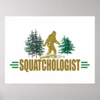 Funny Sasquatch Posters