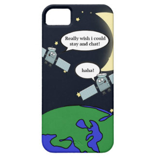 Funny Satellite Case