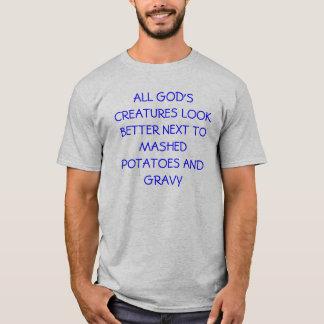 Funny Sayings...animal/food T-Shirt