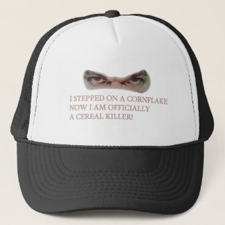Funny Sayings Designs Trucker Hat
