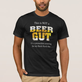 Funny Sayings | Not a BEER GUT T-Shirt