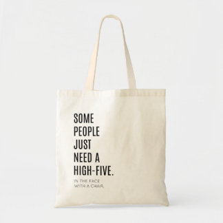 Funny Sayings Tote