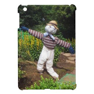 Funny scarecrow iPad mini cover