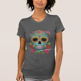 funny scary skull costume idea halloween shirt
