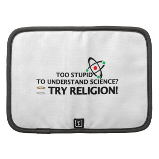 Funny Science VS Religion Planners