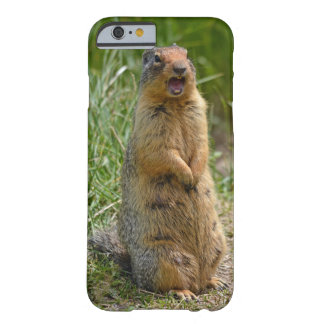Funny screaming gopher barely there iPhone 6 case