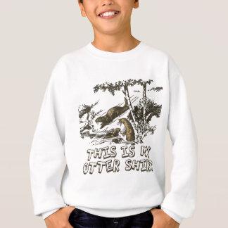 Funny Sea Otter Sweatshirt
