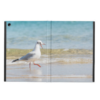 Funny seagull case for iPad air