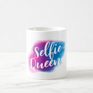 Funny Selfie queen Coffee Mug