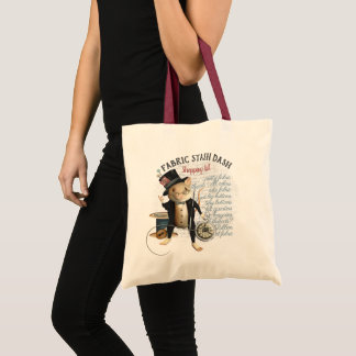 Funny Sewing Fabric Stash Shopping List Tote Bag