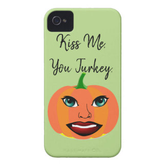 Funny Sexy Pumpkins iPhone 4 Cases