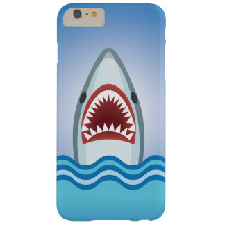 Funny Shark Barely There iPhone 6 Plus Case